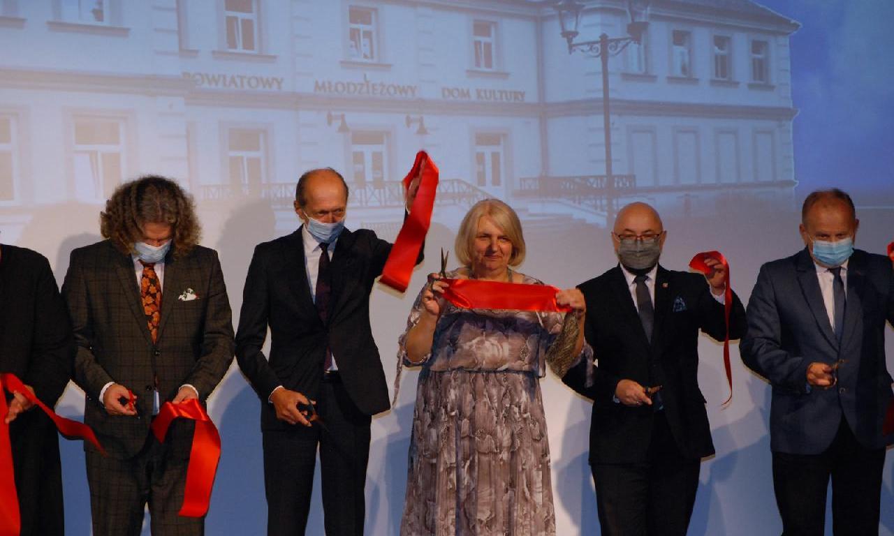 Otwarcie nowej siedziby PMDK i PPP w Lubrtowie
